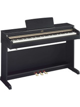 """Yamaha Arius YDP162B Traditional Console Digital Piano with Bench"