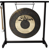 """Zildjian P0565 12"""""""" Traditional Gong and Stand Set"""