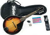 Washburn M1K A-Style Mandolin with Sunburst Finish
