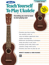 """Alfred's Teach Yourself to Play Ukulele"