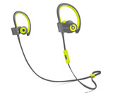 Beats by Dre Powerbeats 2 Wireless Active Around the Ear Headphone in Shock Yellow