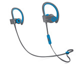 Beats by Dre Powerbeats 2 Wireless Active Around the Ear Headphone in Flash Blue