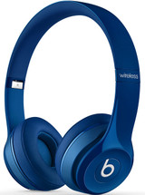 Beats Solo 2 Wireless On-Ear Headphone - Blue