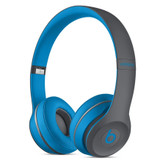 Beats by Dre Solo 2 Wireless Active On-Ear Headphone in Flash Blue