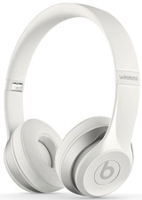 Beats Solo 2 Wireless On-Ear Headphone - White