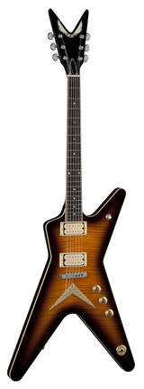 Dean Guitars ML CF TBZ Solid-Body Electric Guitar