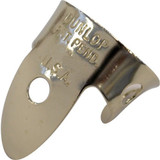 """Dunlop 33P015 .015 Inch Nickel Silver Finger and Thumbpicks"