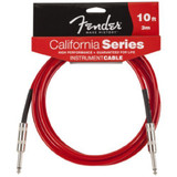 Fender 099-0510-009 25.5-Inche 1/4-Inch Straight Instrument Cable