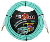 """Pig Hog """"""""Tartan Plaid"""""""" Instrument Cable 20ft"""
