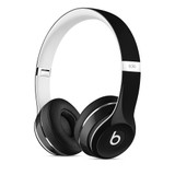 Beats by Dr. Dre Solo2 On-Ear Wired Headphones (Luxe Edition) in Black