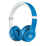Beats by Dr. Dre Solo2 On-Ear Wired Headphones (Luxe Edition) in Blue