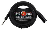 Pig Hog 10ft TRS(M)-XLR(M) Balanced Cable