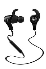 Monster MH-ISRT-WL-IE-BK-BT-WW iSport Bluetooth Wireless In-Ear Headphones in Black