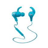 Monster MH-ISRT-WL-IE-BL-BT-WW iSport Bluetooth Wireless In-Ear Headphones in Blue