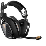 ASTRO Gaming A40 TR High Performance PC Gaming Headset in Black