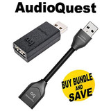 AudioQuest - Jitterbug USB Filter + AudioQuest DragonTail USB 2.0 Extender