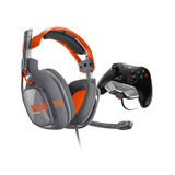 ASTRO Gaming A40 System Bundle for Xbox One in Dark Grey and Orange
