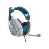 ASTRO Gaming A40 System Bundle for Xbox One in Light Grey and Blue