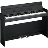 Yamaha YDP-S52 88-Note, Weighted Action Console Digital Piano Black Walnut