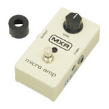 MXR M233 Micro Amp + Guitar Effects Pedal