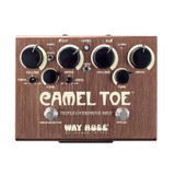 Dunlop WHE209 Way Huge Camel Toe Triple Overdrive MKII Effects Pedal