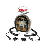 Maxell HP20FTEXTENSION Headphone Extension Cord with Adapters (190399)