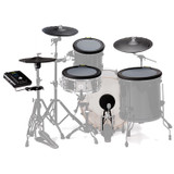 """NFUZD Audio NSPIRE Gig Full Pack Electronic Drum Set (12"""",16"""" Tom Trigger Pads,14"""" Snare/Tom Trigger Pad, Kick Trigger Pad, and an NSPIRE I/O Module )"""