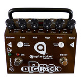 Amptweaker BigRock Pro Rock Guitar Overdrive / Distortion Pedal