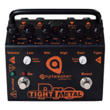 Amptweaker TightMetal Pro Guitar Distortion Effect Pedal