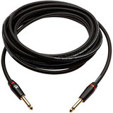 Monster Cable Monster Bass 1/4 Inch Straight to Straight Instrument Cable 12'