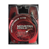 Monster P500-M-10 Performer 500 Microphone Cable (10 Feet)