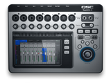 QSC TouchMix-8 8-Channel Compact Digital Mixer with Bag