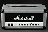 Marshall 2525H Mini Silver Jubilee 20/5-watt Tube Head Guitar Amplifier with DI Output, Effects Loop and Footswitch