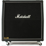 """Marshall 1960A 300-watt 4x12"""" Angled Extension Cabinet with Celestion G12T-75 Speakers - Black"""