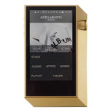 Astell&Kern AK240 Gold Mastering Quality Sound Dual DAC Portable High-Resolution Audio Player - Limited Edition