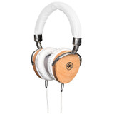 Floyd FR-18W Rose Wired HiFi Headphones in White