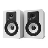"Fluid Audio C5BTW 40W, 5"" Bluetooth Active Studio Monitors in White(Pair)"