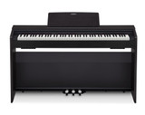Casio Privia PX-870BK 88-Keys Multi-Dimentional Mophing AiR Sound Souce,Tri-sensor Scaled Hammer Action Keyboard II Digital Piano with 19 Built-in Tones in Black