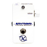 Keeley Katana Boost Pre Amp Guitar Effect Pedal