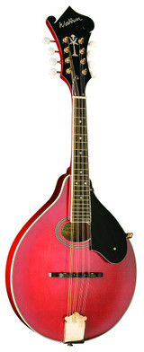 Washburn M1SDLTR A-Style Mandolin in Red
