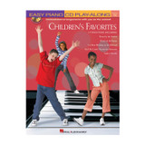 Hal Leonard 311259 Children's Favorites Easy Piano CD Play-Along: Vol 14 Book and CD