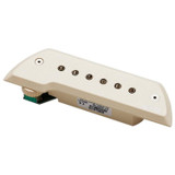 EMG ACS Acoustic Guitar Sound Hole Pickup in Ivory
