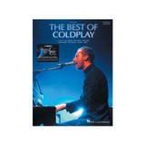 Hal Leonard 143574 The Best of Coldplay for Easy Piano Book