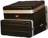 Gator Cases GRC-10X4 10U Top 4U Side Console Audio Rack Case