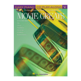 Hal Leonard 311106 Movie Greats Volume 10 Easy Piano Book and CD Play Along