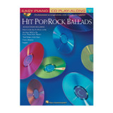 Hal Leonard 310917 Hit POP/ROCK Ballads Volume 5 Book and CD Easy Piano