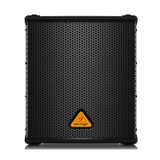 "BEHRINGER EUROLIVE B1200DPRO Active 500-Watt 12"" PA Subwoofer with Built-In Stereo Crossover"