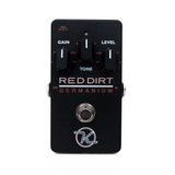 Keeley Electronics Red Dirt Germanium Overdrive Effect Pedal