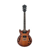 Ibanez AM53TF Artcore Semi-Hollow Electric Guitar Tobacco Flat