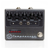 Keeley KCPro Compressor Pro Guitar Effects Pedal in Black
